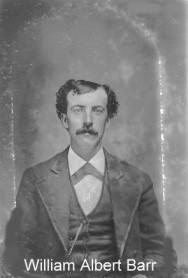 Jack Edward Barr's Great Grandparents and Grandparents